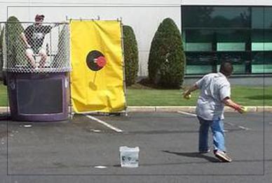 Dunk Tank Rentals New Jersey Supreme Inflatables